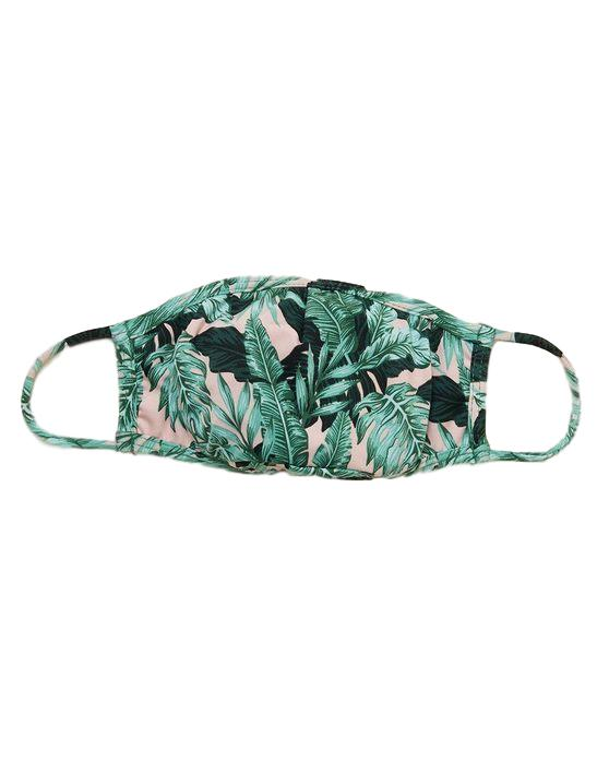 Green Palm Surgical Face Mask With Filter