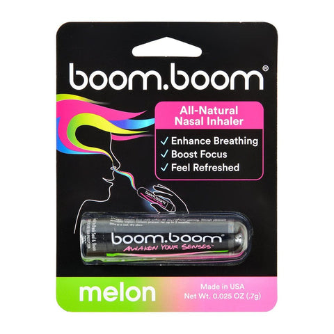 Melon BoomBoom Nasal Inhaler