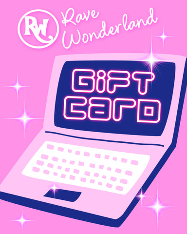 Rave Wonderland E-Gift Card