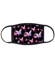 Butterfly Dance Surgical Face Mask with Filter