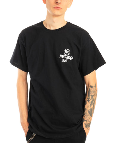 Bass Head Cult Skull T