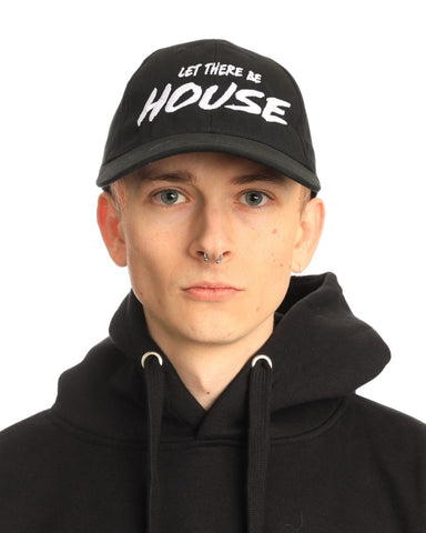 Let There Be House Dad Hat