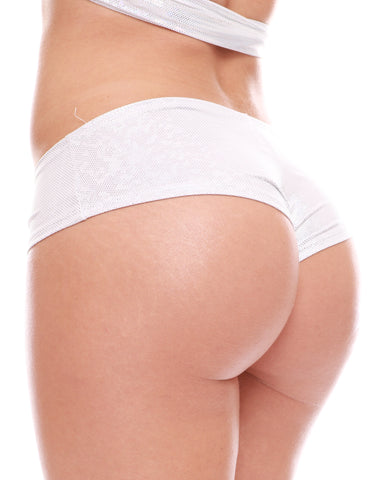 Glitz Seamless Low Rise Booty Shorts