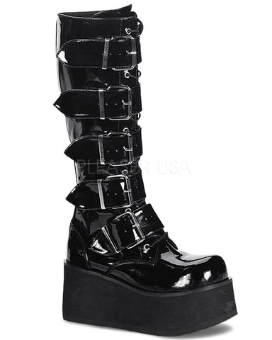 PREORDER: Women's Trashville Buckled Down Rave Shoes