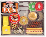 Melissa & Doug Grill and Serve BBQ Set 131842