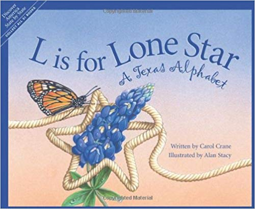 L is for Lone Star Book 128839