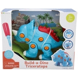 Kid Source Build a Dino Triceratops 121444