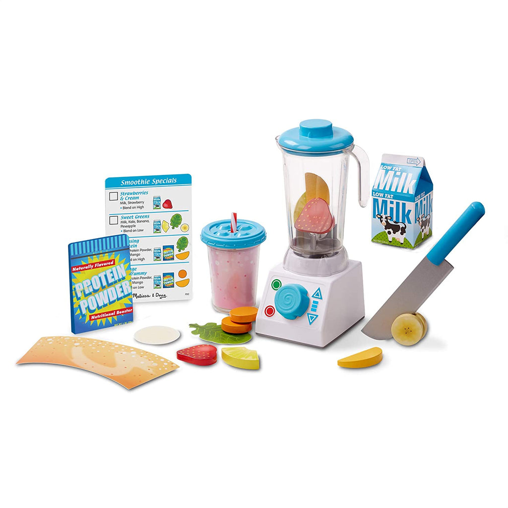 Melissa & Doug Smoothie Maker Blender Set 131848