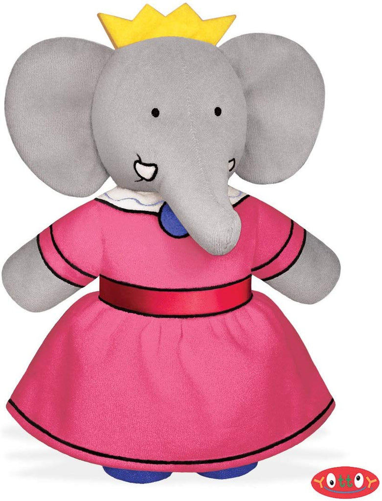 Celeste the Elephant Plush 127587
