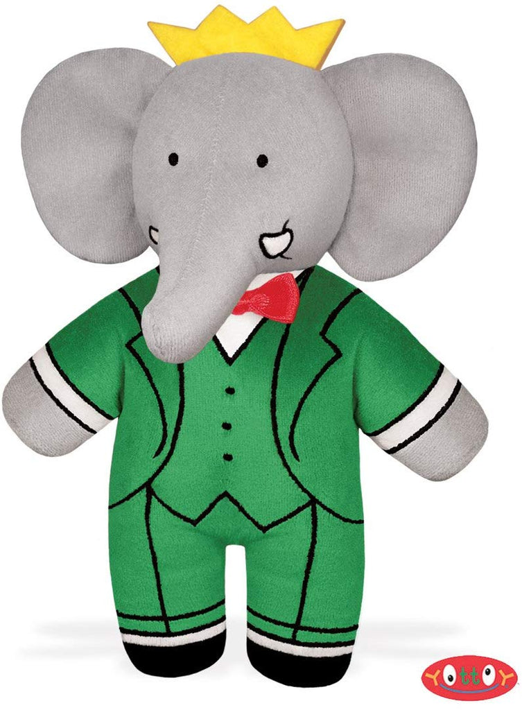 Babar the Elephant Plush 127586