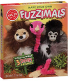 "Klutz ""Fuzzimals' Make Your Own Fuzzy Animals"