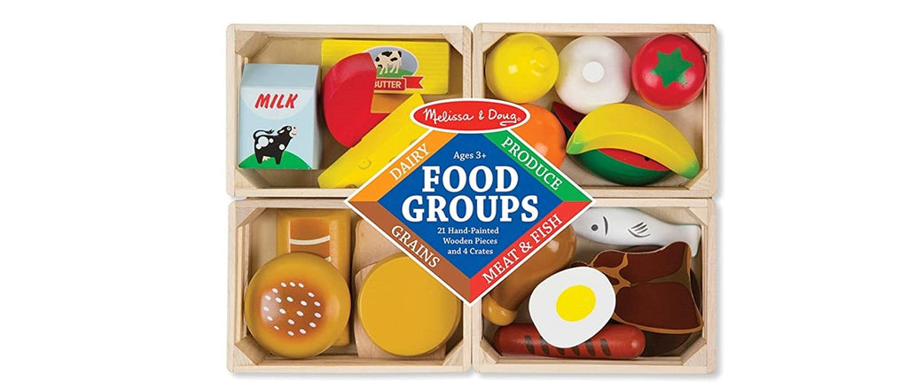 Melissa & Doug Food Groups 131822