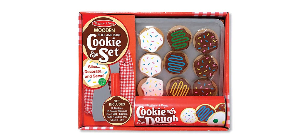 Melissa & Doug Slice and Bake Cookie Set 131834