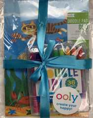 Ooly Double &Doodle Happy Gift Pack 129515