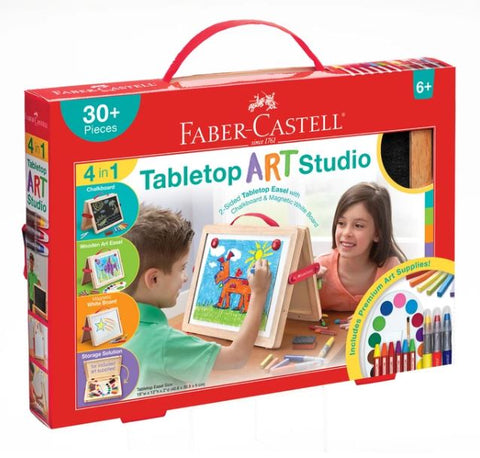 Faber Castell Tabletop Art Studio 129919