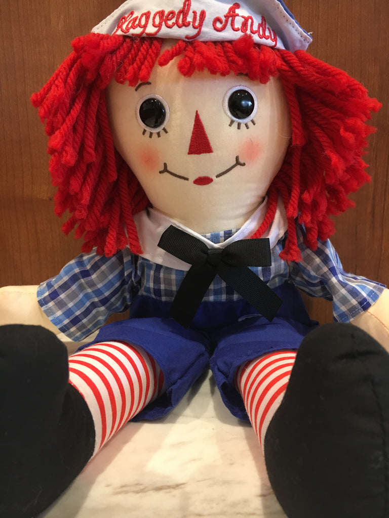 Raggedy Andy Large 125703