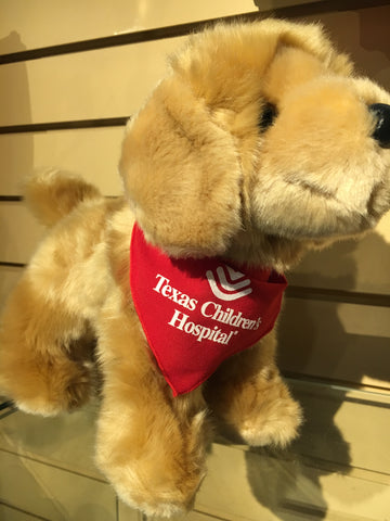 Texas Children's Hospital Golden Retriever 126483