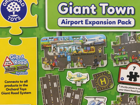 Airport Giant Road 322 125852