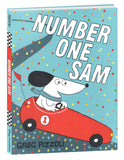 Number One Sam Book by Greg Pizzoli