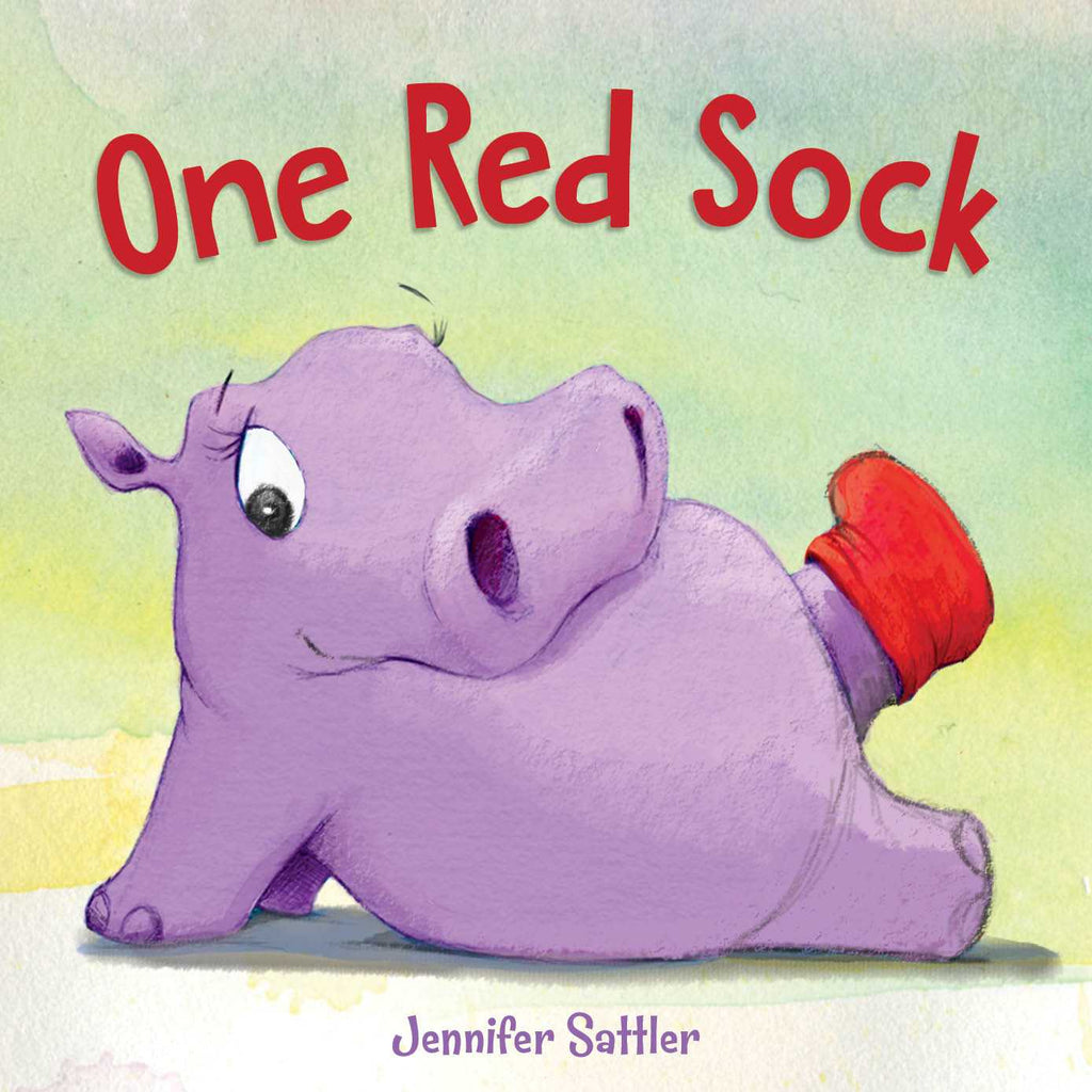 One Red Sock Book 128951