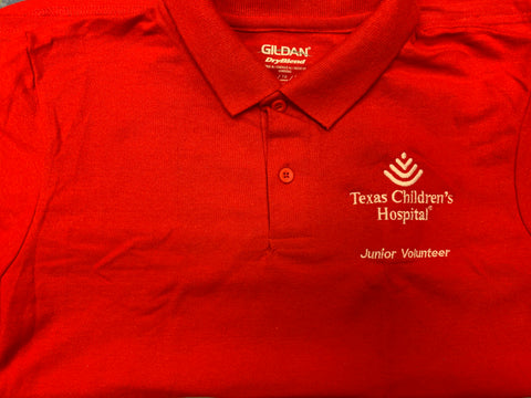 TCH 2019 Summer Junior Volunteer Shirt - Medium