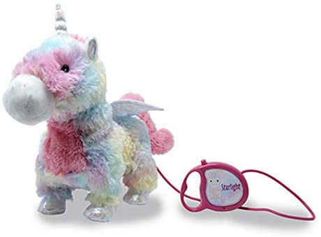 Cuddle Barn Starlight Unicorn 128121