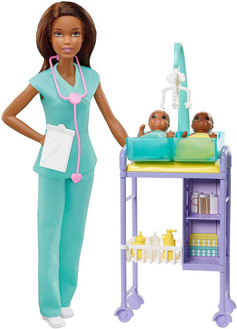 Mattel Barbie Playset