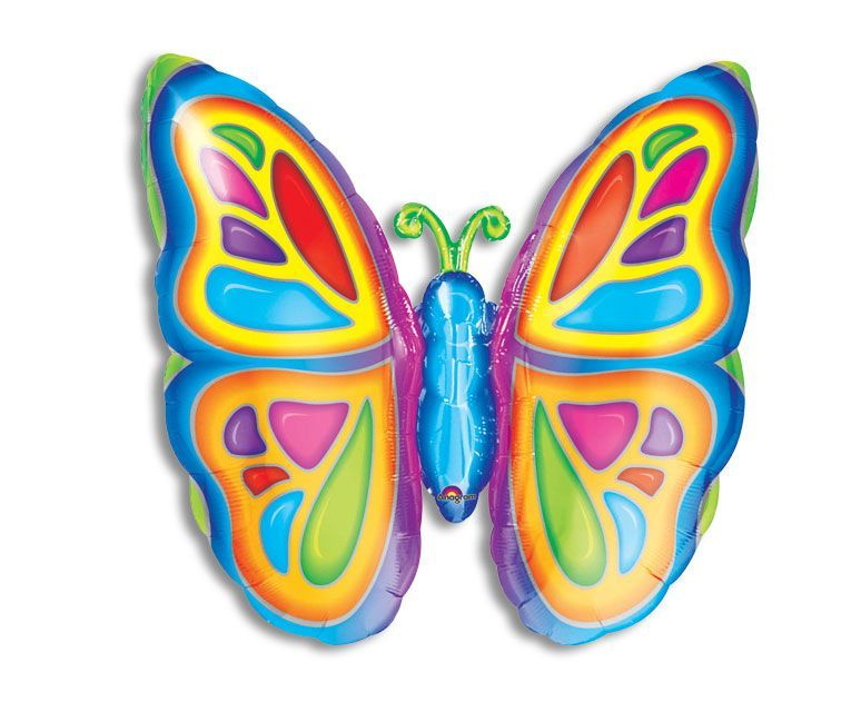 Supersizer Balloon - Butterfly