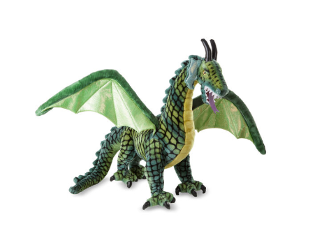 Winged Dragon Giant Stuffed Animal - 131819