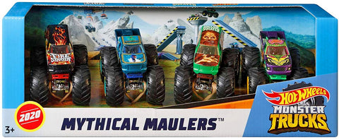 Hot Wheels Mythical Maulers 129983