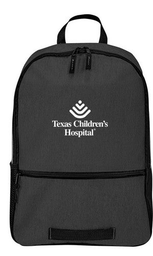 "TCH Charcoal Slim 15"" Computer Back Pack 128107"