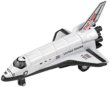 Diecast Pullback Space Shuttle 132030