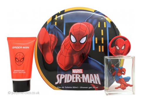Marvel Spiderman Kid's Perfume Gift Set
