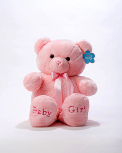 Baby Girls First Bear Plush