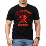 Deadstroke The Wilsons Deadpool and Deathstroke T-Shirt