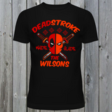 Deadstroke The Wilsons T-Shirt