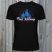 Malt Whiskey Disney Parody T-Shirt The Most Magical Drink On Earth