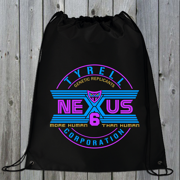 Tyrell Corporation Nexus 6 Drawstring Bag (Retro)