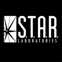 S.T.A.R. Laboratories Drawstring Bag