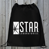 STAR Laboratories Drawstring Bag