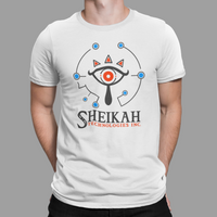 Sheikah Technologies Inc T-Shirt (White)