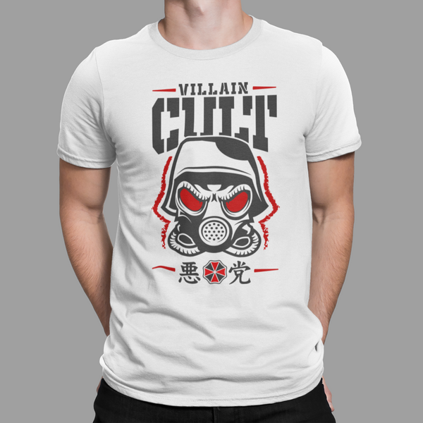 Villain Cult Merc T-Shirt