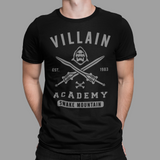 Villain Academy Snake Mountain T Shirt