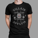 Villain Asylum Hockey Mask Guy T-Shirt