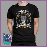 I Survived Bad Religion T Shirt
