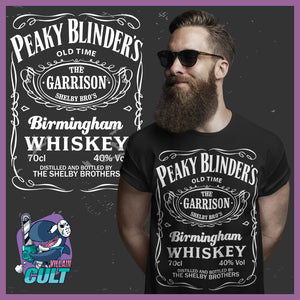 Peaky Blinders Whiskey T Shirt T-Shirts