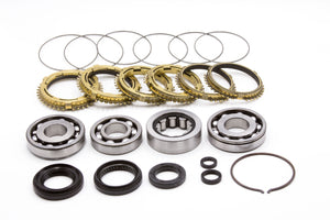 Rebuild Kit EP3 CTR 02-04 ( carbon / brass )