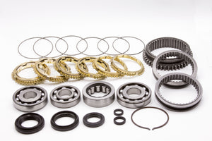 Master Rebuild Kit Civic Si 2006-2010 ( carbon / brass )