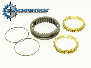 Brass Synchro Sleeve Set 3-4 Integra LS (92-01)