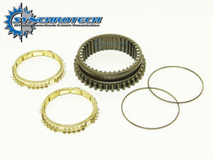 Brass Synchro Sleeve Set 1-2 Integra LS (92-01)